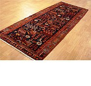 Link to 3' 8 x 9' 8 Saveh Persian Runner Rug