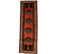 Link to 3' 7 x 10' 5 Khamseh Persian Runner Rug