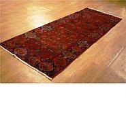 Link to 3' 7 x 9' 7 Zanjan Persian Runner Rug