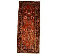 Link to 4' 1 x 9' 7 Hamedan Persian Runner Rug