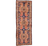 Link to 3' 8 x 10' 5 Meshkin Persian Runner Rug