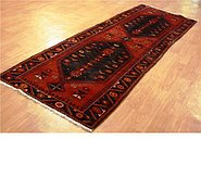 Link to 3' 6 x 9' 11 Hamedan Persian Runner Rug