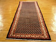 Link to 3' 11 x 11' 1 Farahan Persian Runner Rug