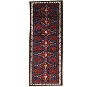 Link to 5' 3 x 13' Hamedan Persian Runner Rug