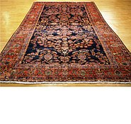 Link to 8' 1 x 15' 2 Isfahan Persian Rug
