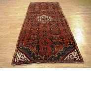Link to 3' 8 x 9' 4 Shiraz Persian Runner Rug