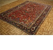 Link to 7' 2 x 10' 4 Heriz Persian Rug