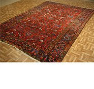 Link to 7' 1 x 10' 4 Heriz Persian Rug