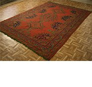 Link to 6' 9 x 9' 3 Oushak Rug