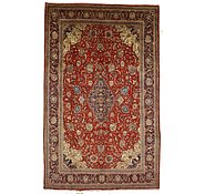 Link to 9' 9 x 15' 8 Sarough Persian Rug