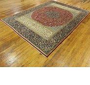 Link to 9' 10 x 14' Kerman Persian Rug
