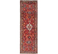 Link to 3' 4 x 10' 3 Nanaj Persian Runner Rug