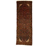 Link to 3' 9 x 10' 1 Hossainabad Persian Runner Rug