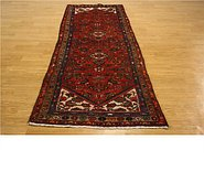 Link to 3' 2 x 9' 9 Hossainabad Persian Runner Rug