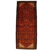 Link to 3' 11 x 9' 3 Hossainabad Persian Runner Rug