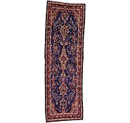 Link to 3' 7 x 11' 3 Shahrbaft Persian Runner Rug