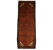 Link to 3' 8 x 9' 9 Hossainabad Persian Runner Rug