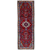 Link to 107cm x 302cm Mehraban Persian Runner Rug