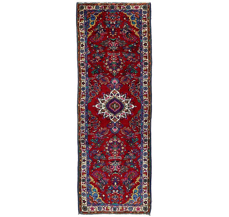 3' 6 x 9' 11 Mehraban Persian Runner...