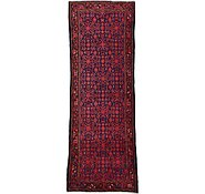Link to 3' 10 x 10' 4 Hossainabad Persian Runner Rug