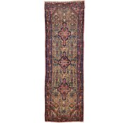 Link to 3' 9 x 11' 3 Hossainabad Persian Runner Rug