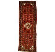 Link to 3' 8 x 10' 11 Hossainabad Persian Runner Rug