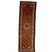 Link to 3' 6 x 10' 11 Hossainabad Persian Runner Rug