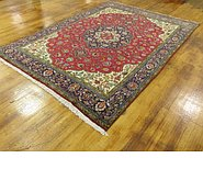 Link to 9' 11 x 13' 5 Tabriz Persian Rug