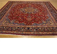 Link to 10' x 12' 6 Mashad Persian Rug