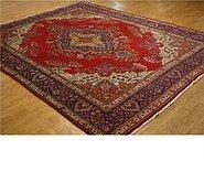 Link to 9' 11 x 13' 1 Tabriz Persian Rug