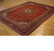 Link to 10' 2 x 13' 5 Kashan Persian Rug