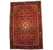 Link to 6' 10 x 10' 6 Hossainabad Persian Rug
