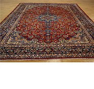 Link to 9' 7 x 12' 7 Isfahan Persian Rug