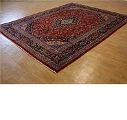 Link to 10' 2 x 12' 4 Mashad Persian Rug