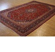 Link to 9' 9 x 14' 3 Kashan Persian Rug
