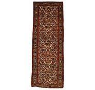 Link to 3' 6 x 9' 8 Hamedan Persian Runner Rug