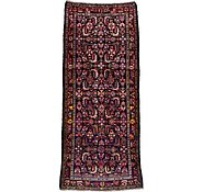 Link to 3' 7 x 8' 1 Hossainabad Persian Runner Rug