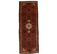 Link to 3' 3 x 9' 3 Hossainabad Persian Runner Rug