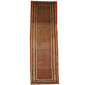 Link to 3' 8 x 10' 11 Farahan Persian Runner Rug