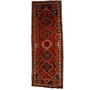 Link to 3' 5 x 9' 7 Shiraz Persian Runner Rug
