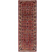 Link to 4' x 10' 9 Hamedan Persian Runner Rug