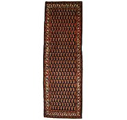 Link to 3' 5 x 10' 6 Farahan Persian Runner Rug