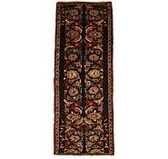 Link to 3' 8 x 9' 8 Nanaj Persian Runner Rug