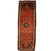 Link to 3' 11 x 11' 2 Hamedan Persian Runner Rug