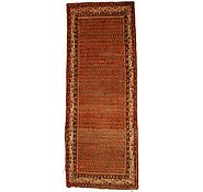 Link to 3' 9 x 9' 11 Farahan Persian Runner Rug