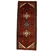 Link to 3' 11 x 9' 5 Mazlaghan Persian Runner Rug