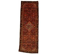 Link to 3' 3 x 9' 4 Hossainabad Persian Runner Rug
