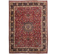 Link to 9' 7 x 12' 11 Mashad Persian Rug