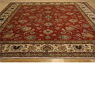 Link to 11' 2 x 12' 8 Tabriz Persian Rug