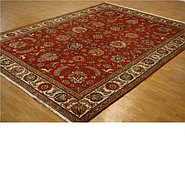 Link to 9' 8 x 13' 2 Tabriz Persian Rug